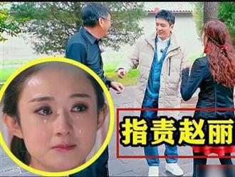 Hết chồng ngoại tình, Triệu Lệ Dĩnh còn bị mẹ chồng ghét bỏ vì không chịu sinh thêm con?