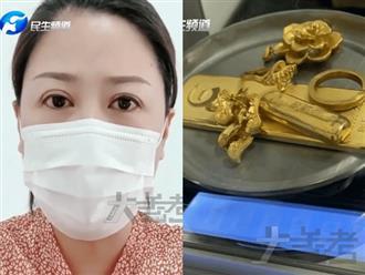 Hơn 275 gram vàng 'bị mất tích' bất thường trong quá trình chuyển phát nhanh