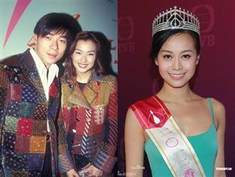 22 năm hẹn hò, 6 năm kết hôn nhưng Hứa Chí An vẫn phản bội Trịnh Tú Văn ngoại tình với Á hậu Hong Kong