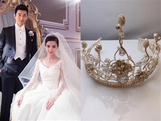 Huỳnh Hiểu Minh bị tố mượn vương miện bạc tỷ để cầu hôn Angela Baby nhưng không muốn trả