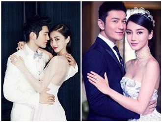 Huỳnh Hiểu Minh – Angela Baby đồng loạt lên tiếng sau tin đồn ly hôn vì không có tiền đóng thuế