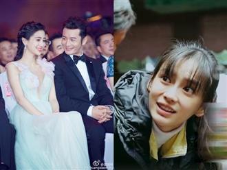 Khoe hình Huỳnh Hiểu Minh trên sóng truyền hình, Angela Baby đập tan tin đồn ly hôn