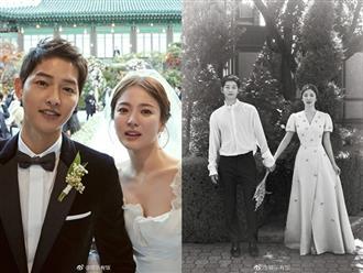 Không còn là tin đồn, Song Joong Ki tuyên bố đã đệ đơn ly hôn sau gần 2 năm chung sống