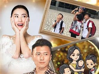 Không quan tâm đến tin đồn mang thai, Trương Bá Chi ngầm hé lộ danh tính bố đẻ quý tử thứ ba?