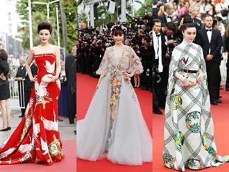 Không tạo nhiều ấn tượng tại Cannes 2019, netizen Trung Quốc lại nhớ đến Phạm Băng Băng