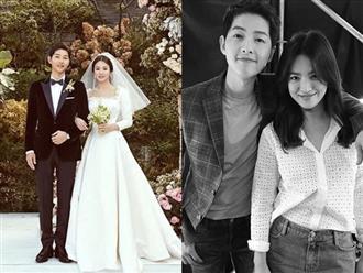 Rộ tin đồn cặp đôi Song Hye Kyo – Song Joong Ki ly hôn vì người thứ ba