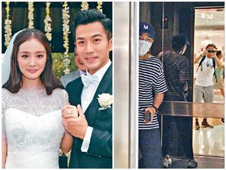 Lưu Khải Uy lần đầu lộ diện sau khi chính thức tuyên bố ly hôn với Dương Mịch