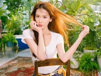 Mặc kín như bưng nhưng 'đệ nhất mỹ nhân Đài Loan' vẫn sexy hết nấc
