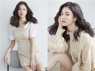 'Nàng thơ' Song Hye Kyo gây thương nhớ với nhan sắc không tì vết