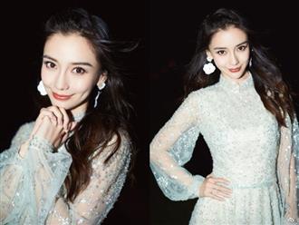 Netizen xứ Trung đổ gục trước nhan sắc thiên thần của Angela Baby