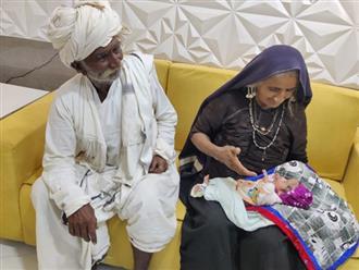Người phụ nữ hạ sinh thành công đứa con đầu lòng ở tuổi 70 sau 45 năm kết hôn