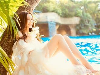 Nhan sắc tuổi 55 của nàng Phan Kim Liên đẹp nhất màn ảnh
