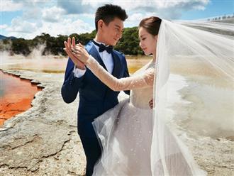 Bị đồn trầm cảm sau sinh do quan hệ mẹ chồng nàng dâu, phía Lưu Thi Thi lên tiếng