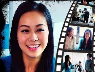 Sau gần 3 tháng bị cấm sóng, Á hậu lẳng lơ Huỳnh Tâm Dĩnh lại được lên sóng đài TVB