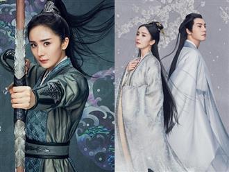 Sau scandal chảnh chọe, Dương Mịch lại khiến bạn diễn nam khiếp sợ ngay tại trường quay