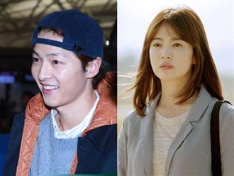 Sau Song Hye Kyo, đến lượt Song Joong Ki bị phát hiện không đeo nhẫn cưới