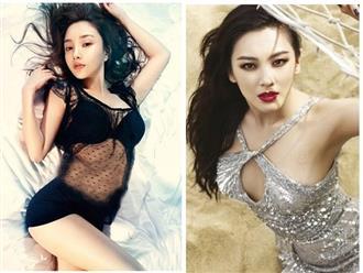 So sánh nhan sắc 5 mỹ nhân gợi cảm nhất làng giải trí Hoa ngữ