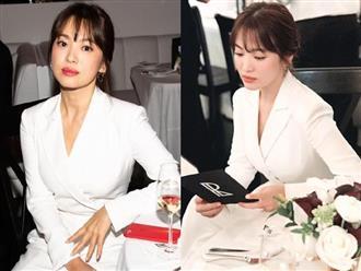 Song Hye Kyo khẳng định mình đã vượt qua bóng đen của cuộc hôn nhân tan vỡ
