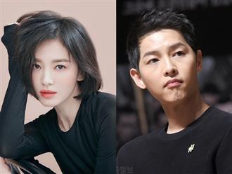 Song Hye Kyo nắm trong tay bí mật gì khiến Song Joong Ki không còn ngông cuồng như trước?
