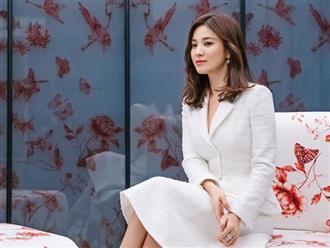 Song Hye Kyo ngày càng xinh đẹp sau khi ly hôn Song Joong Ki