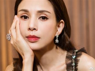 'Tiểu Long Nữ' Lý Nhược Đồng đã chịu mở lòng sau thời gian dài trầm cảm vì bị người tình bỏ rơi
