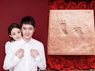 Triệu Lệ Dĩnh hạ sinh con trai đầu lòng sau 5 tháng kết hôn