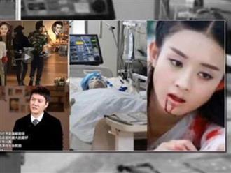 Triệu Lệ Dĩnh từng bị Phùng Thiệu Phong bạo hành phải nhập viện sau khi 'bắt tại trận' chồng ngoại tình?