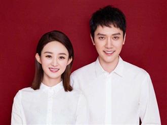 Sau bao đồn đoán, Phùng Thiệu Phong chính thức xác nhận Triệu Lệ Dĩnh đang mang thai