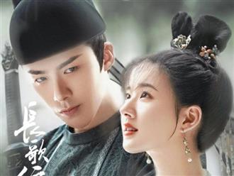 Trường Ca Hành: Clip những khoảnh khắc ngọt ngào của 'sát thủ mặt lạnh' Hạo Đô và công chúa Lạc Yên