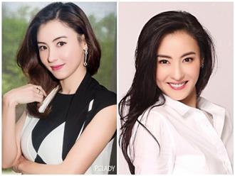 Trương Bá Chi lần đầu xuất hiện sau 7 ngày sinh con thứ 3 với đại gia 65 tuổi người Singapore