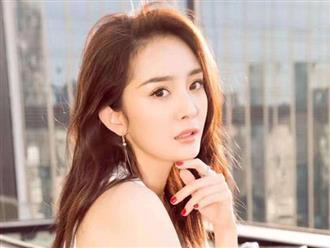 Dương Mịch bị chỉ trích chỉ biết yêu đương mà không chăm lo cho con gái