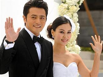 Vợ chồng Jang Dong Gun phát sinh mâu thuẫn trên máy bay sau scandal 'săn gái'?
