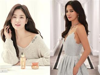 Vượt qua bóng đen hôn nhân tan vỡ, Song Hye Kyo ngày càng trẻ trung và xinh đẹp
