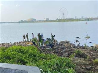 Đà Nẵng: Bàng hoàng phát hiện thi thể phụ nữ bị cắt rời trong vali trôi trên sông