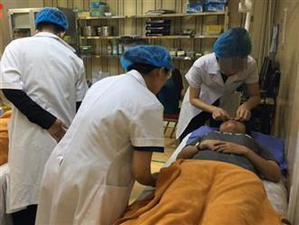 Xăm chân mày, người phụ nữ 65 tuổi rơi vào hôn mê nguy kịch ở Sài Gòn