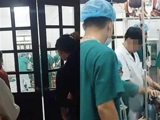 Thông tin mới nhất vụ sản phụ 27 tuổi nguy kịch, thai nhi tử vong ở Nghệ An
