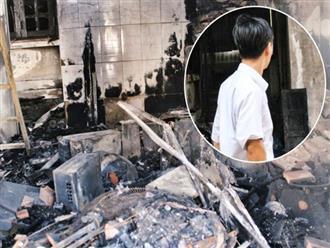 """Sự ám ảnh của nhân chứng vụ cháy khiến bé gái 10 tuổi tử vong cùng bố mẹ: """"Tiếng kêu cứu lịm dần rồi tắt hẳn trong biển lửa..."""""""
