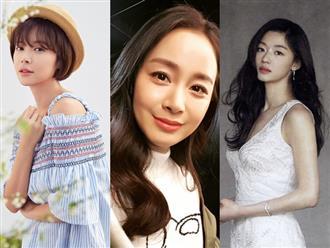 3 bà mẹ bỉm sữa hạnh phúc, xinh đẹp bậc nhất xứ Hàn: Hwang Jung Eumkết hôn sau 6 tháng hẹn hò, 'Mợ chảnh' có mối tình đẹp như mơ