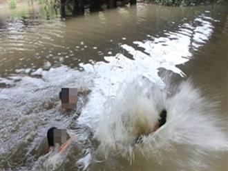3 học sinh đuối nước thương tâm ở Nghệ An: 2 bạn đi chung chạy về nhà nhưng không báo cho người thân