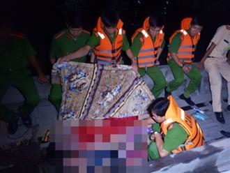 Thương tâm cảnh 3 mẹ con ôm nhau chết trong cabin khi sà lan bị lật trong đêm