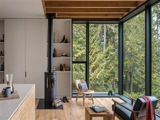 4 ngôi nhà nhỏ xinh được thiết kế siêu ấn tượng, cực hợp với vùng quê yên bình