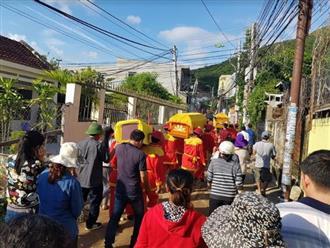 Gia đình thầy giáo 4 người bị vùi lấp ở Nha Trang trước thềm 20/11: Nghẹn ngào nước mắt người ở lại