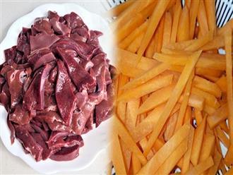 5 thực phẩm 'đại kỵ' với cà rốt, chớ dại ăn chung kẻo ảnh hưởng đến sức khỏe