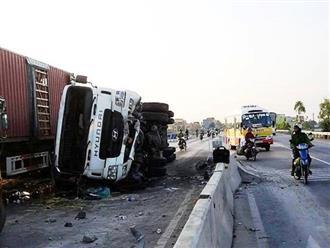 52 người chết vì tai nạn giao thông trong 3 ngày nghỉ lễ 30.4