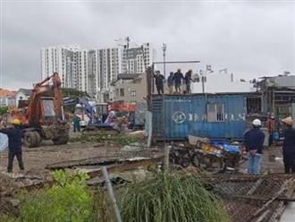 7 công trình xây dựng không phép bị cưỡng chế ở Quận 9 đều do một người đứng sau