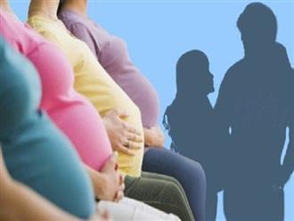 Phát hiện, bàn giao cho gia đình 8 phụ nữ vượt biên mang thai hộ người Trung Quốc