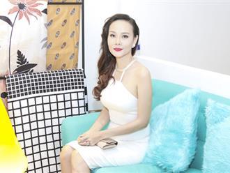 Á hậu Dương Yến Ngọc nhắn nhủ Hoa hậu Đại dương 2017 giữa 'tâm bão'