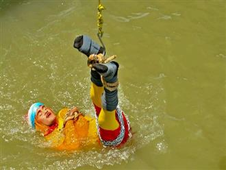 Ấn Độ tìm thấy thi thể nhà ảo thuật mất tích dưới sông Hằng
