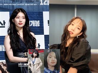 Ảnh quá khứ của 2 mỹ nhân tình cũ của Lee Min Ho: Người trong sáng như thiên thần, kẻ kém xinh phải phẫu thuật thẩm mỹ