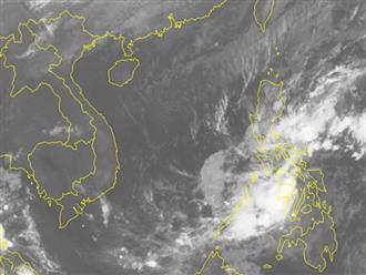 Áp thấp nhiệt đới mạnh thành bão giật cấp 12, tăng tốc vào Nam Trung bộ